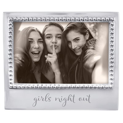 Mariposa Girls Night Out Beaded Picture Frame