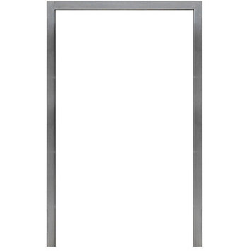 Cal Flame 32.5 in. x 25 in. Stainless Steel Frame