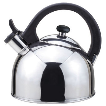 Magefesa Nubia Stainless Steel Tea Kettle, 2.1-Quart