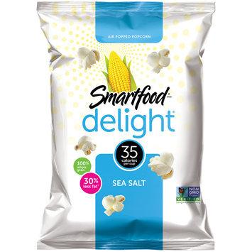 Smartfood® Delight® Sea Salt Air Popped Popcorn
