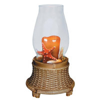 Okt Single LED Candle Light Set with Woven Display OK LIGHTING OK-3883