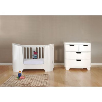 Bloom Luxo Toddler Bed Rail