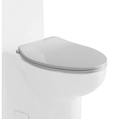 EAGO R-377SEAT Replacement Soft Closing Toilet Seat for TB377
