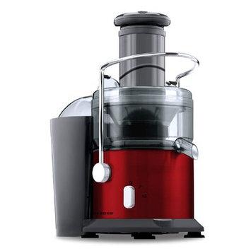 Big Boss 800 Watt Electric Countertop Power Juicer Color: Red