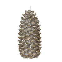 The Holiday Aisle Spruce Cone Novelty Candle Size: 6