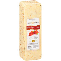 Great Midwest® Ghost Pepper Cheddar Cheese 2-5 lb. Packs