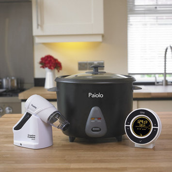 Grant Creative Cuisine 30-Cup Compagno+ Paiolo and Uno Sous Vide Controller