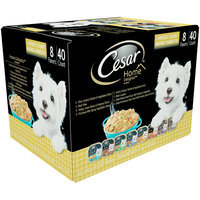 Cesar® Home Delights™ in Sauce Variety Pack 40-3.5 oz. Trays