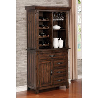 Enitiallab Lamberta 12 Bottle Wine Cabinet