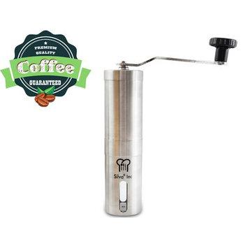 Silva Tools Manual Burr Coffee Grinder