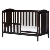 South Shore Cookie Convertible Crib Finish: Espresso