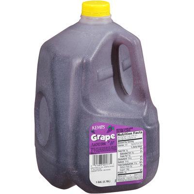 Kemp's® Grape Flavored Drink 1 gal. Plastic Jug