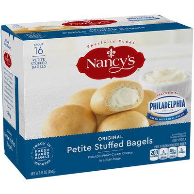 Nancy's® Original Petite Stuffed Bagels
