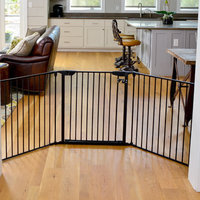 Cardinal Gates XPanda Gate Finish: Black