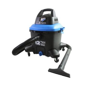 Ventamatic Ltd MaxxAir 12 Gallon Wet/Dry Vacuum