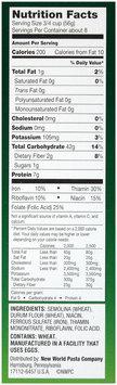 Creamette® Rigatoni Pasta 12-16 oz. Box