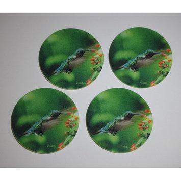 Metrotex Designs Hummingbird Design Coaster