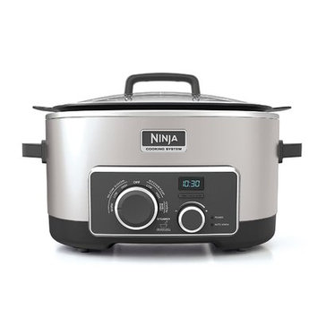 Ninja 6 Qt. 4-in-1 Multi-Cooker Finish: Stainless Steel