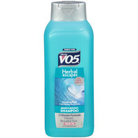 Alberto VO5® Herbal Escapes Ocean Refresh Moisturizing Shampoo + Revitalizing Sea Minerals 33 fl. oz. Squeeze Bottle