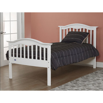Orbelle Twin Bed French White - TB480-FW