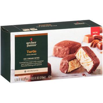 Archer Farms™ Turtle Ice Cream Bites 6-1.75 fl. oz. Packs
