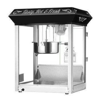 Superior Popcorn Company 0.25-Qt. Hot and Fresh Countertop Popcorn Popper Machine Color: Black