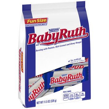 BABY RUTH Fun Size 11 oz. Stand Up Bag
