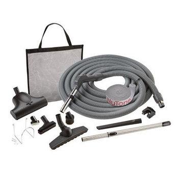 Nutone Carpet and Bare Floor Combination Air Turbine Pet Care Vacuum Attachment Set
