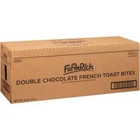 Farm Rich® Double Chocolate French Toast Bites 23.625 lb. Box