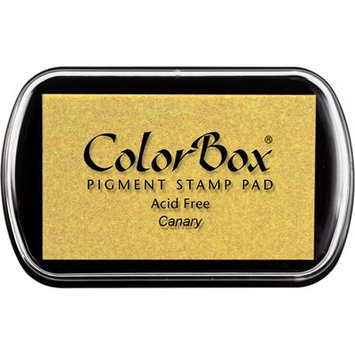 Clearsnap Canary Stamp Pad Single Col - CLEARSNAP, INC.