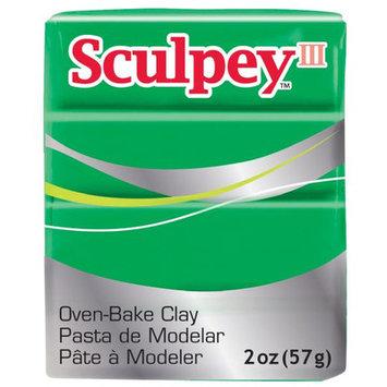 Sculpey Polymer Color Clay Color: Emerald