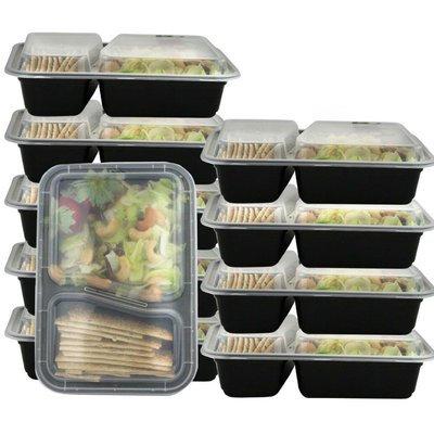 Rebrilliant 7 Container 30 Oz. Food Storage Set