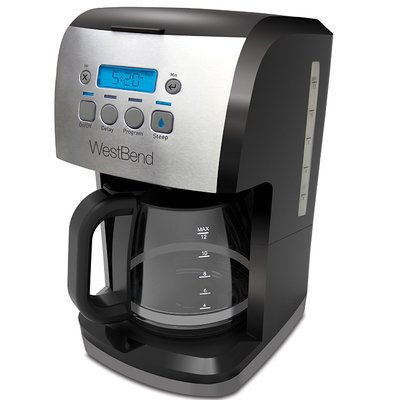 West Bend Steep and Brew 12-Cup Coffee Maker