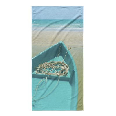 Kavka To Sea Beach Towel