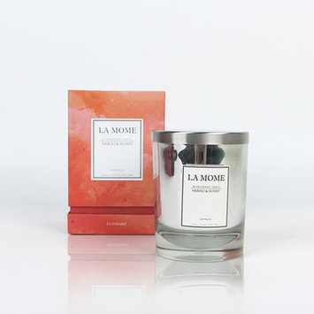 Lamome Neroli and Honey Soy Wax Scented Candle
