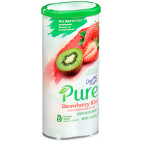 Crystal Light Pure Strawberry Kiwi Drink Mix 5 ct Canister