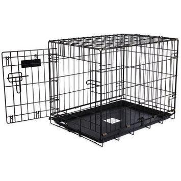 Aspen Pet Single-Door Home Training Pet Crate Size: 19