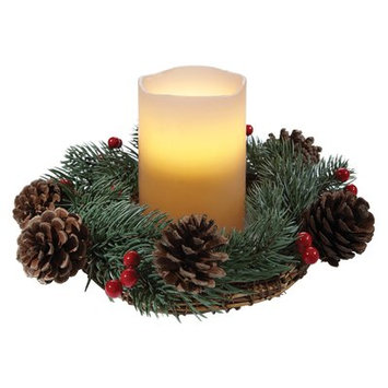 The Holiday Aisle LED Flameless Candle