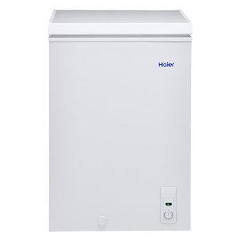 Haier HFC3501ACW 3.5 Cu. Ft. White Chest Freezer