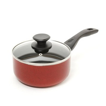 Imperial Home Nonstick 2.5 qt. Aluminum Sauce Pan with Lid