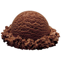 Sysco Wholesome Farms Classic Chocolate Ice Cream 3 gal. Tub