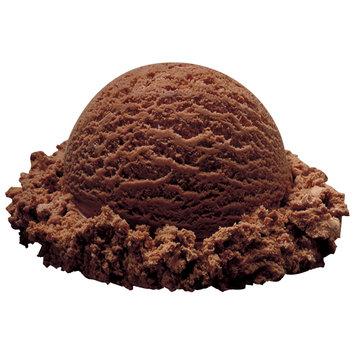 Sysco Wholesome Farms Classic Chocolate Ice Cream 3 gal. Tub