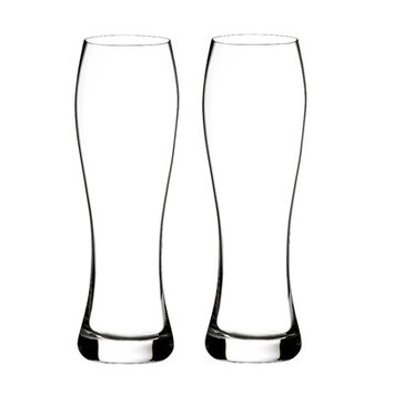 Waterford 40001110 Elegance Lager Glass - Pair
