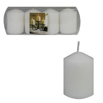 Essential Decor & Beyond Votive Candle Color: White