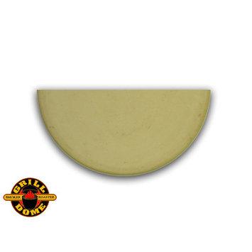 Grill Dome 15 Inch Half Pizza Stone