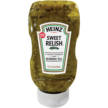 Heinz Sweet Relish 12.7 fl. oz. Squeeze Bottle