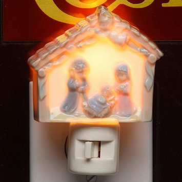 Cosmosgifts Holy Family Plug-In Night Light