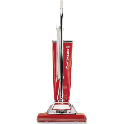 Electrolux Sanitaire EUK899 Red Quick Kleen Wide Track Vacuum with