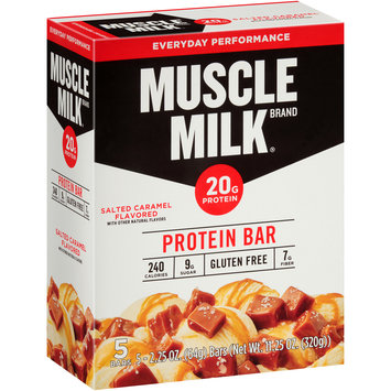 Muscle Milk® Salted Caramel Flavored Protein Bar