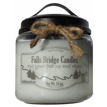 Fallsbridgecandles Bamboo Musk Jar Candle Size: 5.25